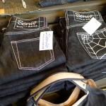 男らしさを極めたブランド「セニオ(Senio Second)」のかっこいいジーンズをいっぱい見てきた!