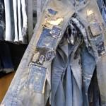 ジーンズ加工専門の会社が作るジーンズがアーティスティックでかっこよかった♪ ~ kojima market place